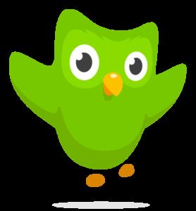 DUOLINGO-aprendendo-ingles
