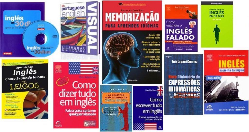Aula De Ingles Basico Aprender Profissoes Em Inglês Com: Melhores Livros Para Aprender Inglês Em 2017. Confira